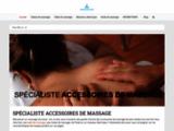 Massage-Zen.shop, spécialiste du bien-être et du massage
