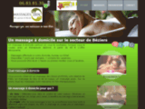 Massages-zen - Massage en solo sur Beziers