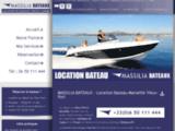 Massilia Bateau Location de bateau  Marseille location de voilier, yacht Marseille provence bouches du rhone paca