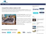 MatelasComparatif.fr, comparatif des meilleurs matelas 2021 -