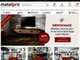 Meubles, mobilier de bureau et literie sur Matelpro.com - Matelpro