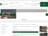 Ardoise Perigueux - SAS VALADE ET FILS : brique, Thiviers, Perigueux, Bergerac, beton cellulaire, chaux, ciment