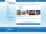 Atout médical : vente et location de matériel médical sur Paris.