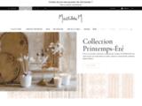 Bienvenue sur Mathilde M - Site officiel de la marque Mathilde M.