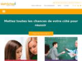 Cours soutien scolaire à domicile Paris, cours particulier Lyon