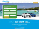 Welcome to Mauritius Car Hire.....