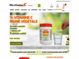 Vitamine C en poudre - Acide L Ascorbique en France, Belgique, Suisse et en Europe