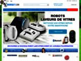 Robot tondeuse, aspirateur, laveur, piscine - MaxiRobots
