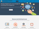 Marketing Concept 2020 - Agence de communication à Marrakech