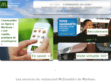Restaurant Morteau Mc Do Morteau McDonald's Haut-Doubs