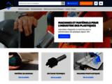 MDC : outillage et materiel pour la transformation des matières platiques