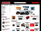 Mecapieces.com - Bienvenue dans votre de boutique  de la pièce pour Scooter Moto et Quad