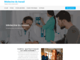 Votre site sur la médecine du travail