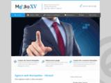 Création site internet Montpellier, Webmaster - MédiaXV