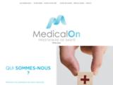 Médical'On | Vente et Location de Matériel Médical à Bezannes
