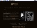 Medusa prod   Studio d'enregistrement sonore   marseille