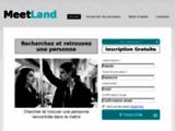Meetland site de recherche de personne