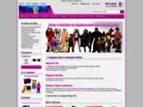 Méga Fête - MégaFête - Vente en ligne de déguisements, d'accessoires et d'articles de fête