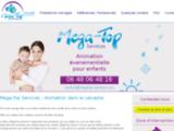 MEGA-TOP SERVICES, garde d'enfants dans le Calvados
