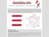 Liste de magiciens et mentaliste à Paris et ailleurs