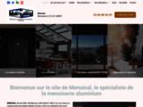 Menuisal, menuiserie aluminium, Lille, Nord(59)
