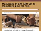 Menuiseire JR Bât and Co. Molac : votre menuisier poseur dans le Morbihan