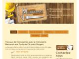 La Menuiserie Merceron dans le Maine-et-Loire (49)