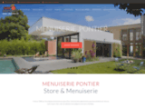 Menuiserie Pontier menuiserie pvc alu Aix en provence marseille plan de campagne vitrolles 13 volets menuisier
