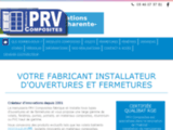 PRV Composites - PRV Composites : Fabrication de pi?ces en polyester - 17700 Surg?res - Surgeres (Charente Maritime - 17700)