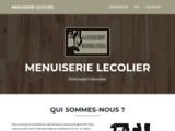 Menuiserie Lecolier : portes et fenêtres à Laplaigne, Brunehaut