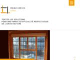 Menuiserie de l'Habitat : PVC, Alu, bois et mixte