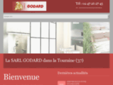 La Sarl Godard - Travaux de menuiserie et d'agencement 37