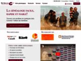 MesAïeux.com: Banque de données sur la généalogie du Québec