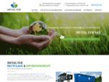 Métal Fer Recyclage