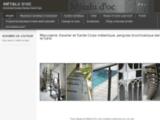 Mobilier d'art fer forgés Montpellier