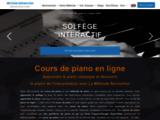 Cours Piano - Cours de piano en ligne - Méthode Bernachon