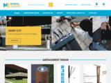 Métropole équipements – offre diversifiée en borne de voirie