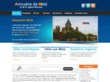 Annuaire régional de Metz et région Messine