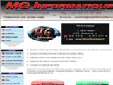 MG Informatique - Assistance, Dépannage Informatique à Domicile