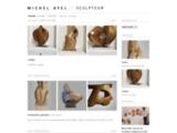 michel ayel, sculpteur, sculpture, bois, fractal woods, arts