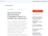 Microgreffes capillaire à Bordeaux