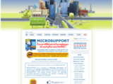 MICROSUPPORT Dépannage informatique à domicile 01.53.16.41.49 PARIS IDF - installation, maintenance informatique et internet, formation