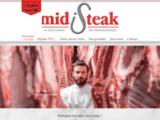 Midisteak - Transformation et distribution viandes, fournisseur produits carnés, grossiste et semi-grossiste viandes Nimes Gard (30)