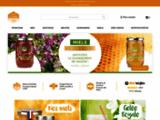 Vente de miel d'apiculteur à prix réduits - Miel Crétet