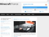 Minecraft France - Actualités, maps, mods et astuces