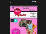 Miss africa Restaurant africain Livraison specialités africaines plat emporter www.miss-africa.fr
