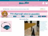 Miss Kha Boutique - Accueil - Accroche-sac, accroche-clé, crochet pour sac