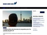 Miss O' Sénégal Vente de Cheveux Naturels Indiens Remy Vierges - Accueil