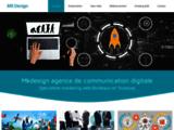 Agence création site internet Bordeaux - Agence de référencement Bordeaux MK Design