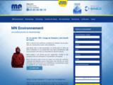 Entreprise de désamiantage et déplombage | MN Environnement
